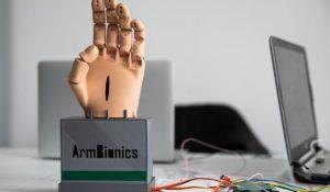 3D printing myoelectrical prosthetics