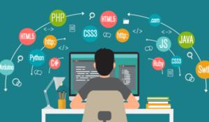 Web programming courses, aiming development in communities